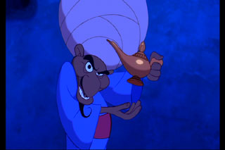 The Lamp Seller Aladdin picture image