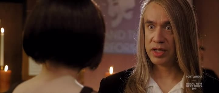 Fred Armisen as Candace, Portlandia Season 6 Episode 5 Breaking up picture image