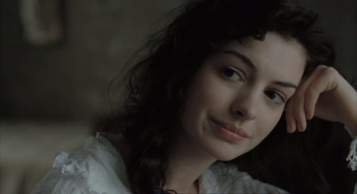 Anne Hathaway as Jane Austen Becoming Jane picture image