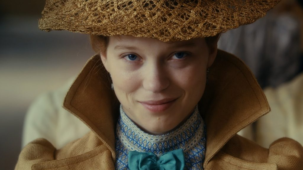 Léa Seydoux as Célestine Diary of a Chambermaid picture image