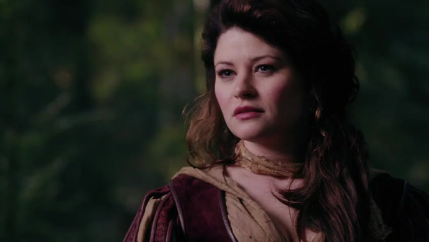 Emilie de Ravin as Belle Once Upon a Time Season 2 Episode 11 The Outsider picture image