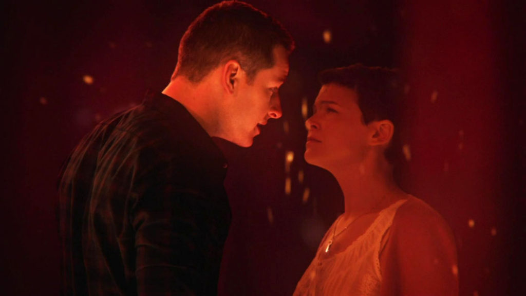 Ginnifer Goodwin as Snow White & Josh Dallas as Charming Once Upon a Time Season 2 Episode 8 Into the Deep picture image