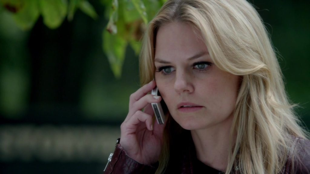 Jennifer Morrison as Emma Swan ABC Once Upon a Time Smash the Mirror Part 1 picture image