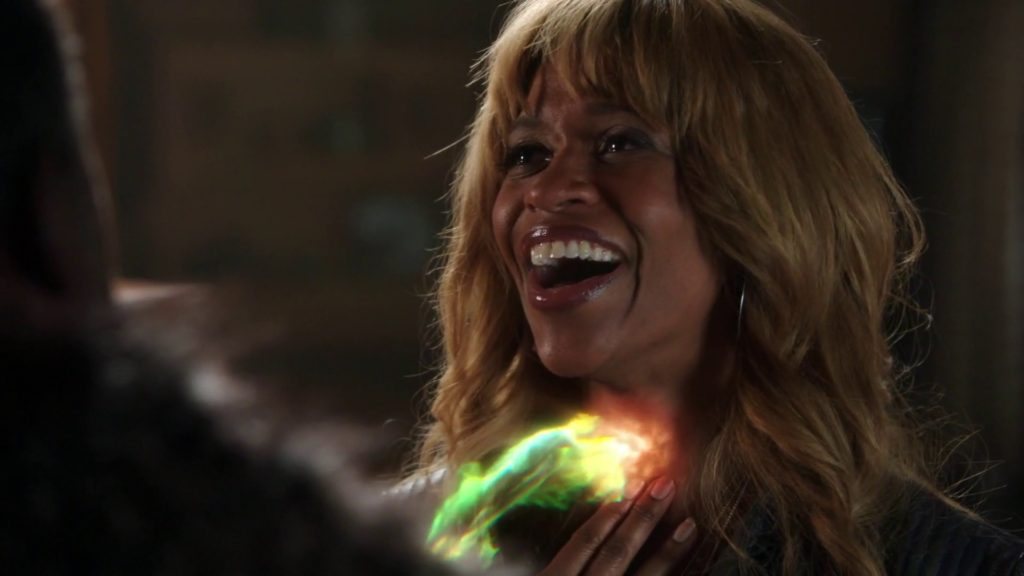 Merrin Dungey as Ursula Once Upon Time Season 04, Episode 16 Poor Unfortunate Soul picture image