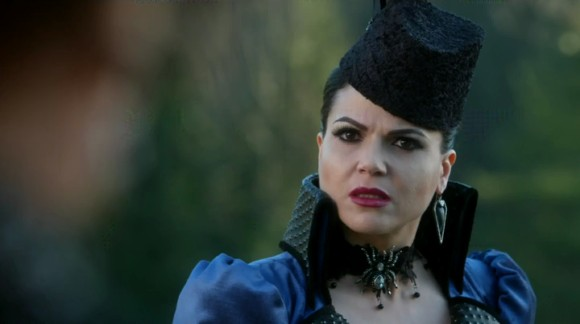 Lana Parrilla as Regina Once Upon a Time Season 04 Episode 21 Mother review picture image