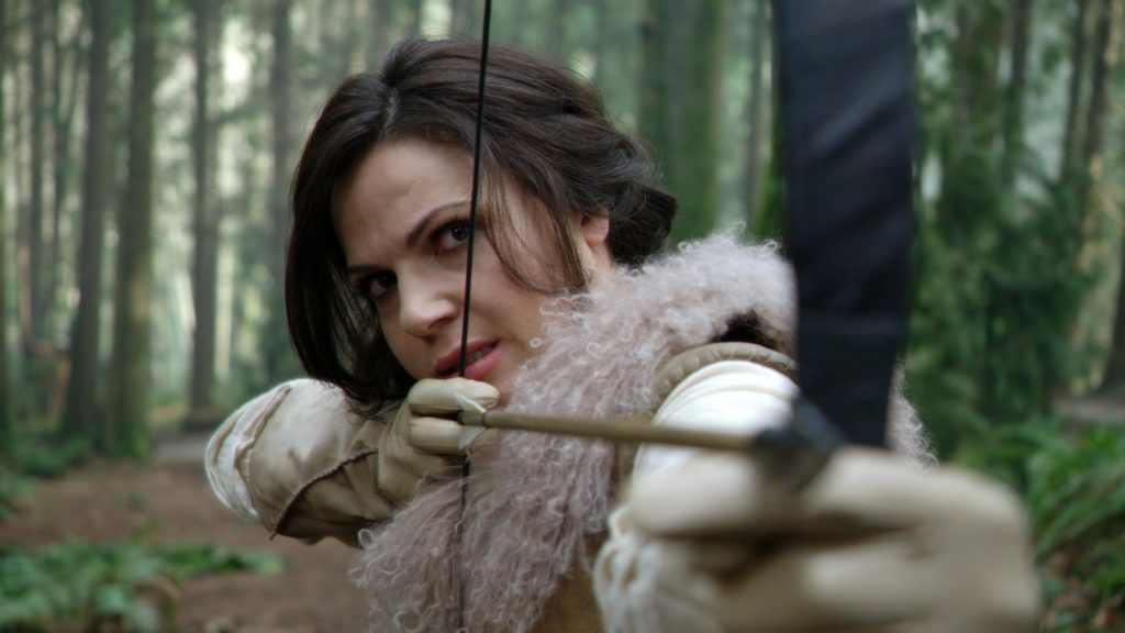 Lana Parrilla as Regina Once Upon Time Season 04 Episode 22 Operation Mongoose Part 1 review picture image