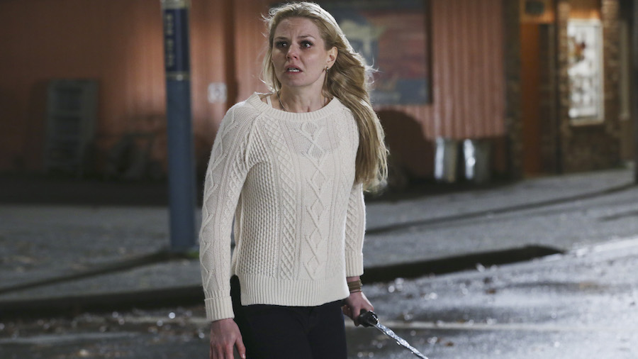 Jennifer Morrison as Emma Swan Once Upon a Time Season 4 Episode 23 Operation Mongoose Part 2 review picture image