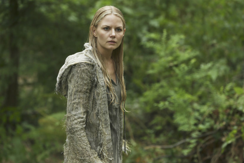 Jennifer Morrison as Emma Swan Once Upon a Time Season 5 Episode 1 Dark Swan review picture image