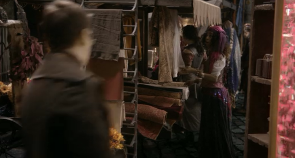 Another Curious Extra or maybe Esmeralda Once Upon a Time Season 5 Episode 23 An Untold Story review picture image