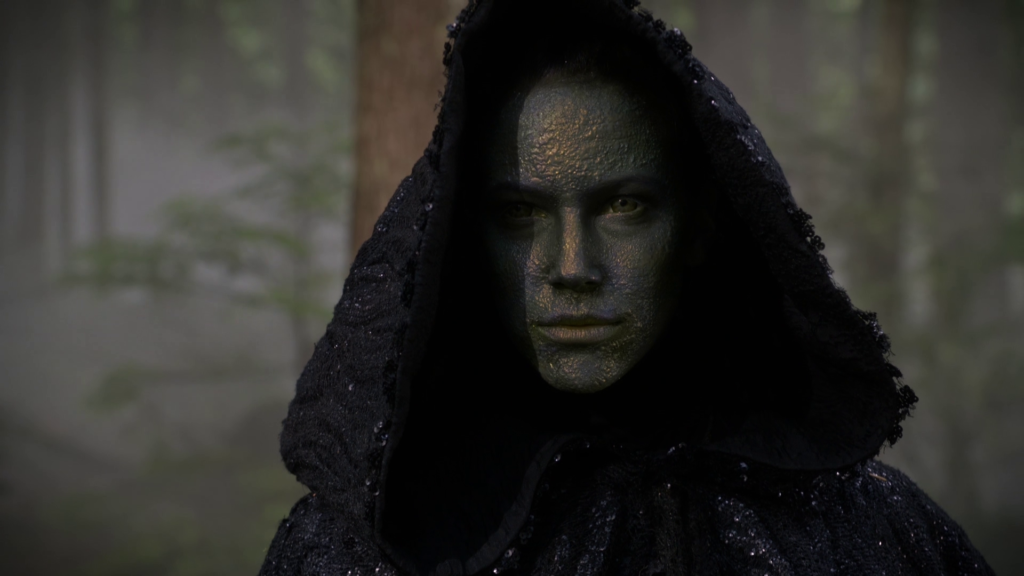 Caroline Ford as Nimue, The Original Dark One Once Upon a Time Season 5 Episode 7 Nimue review picture image