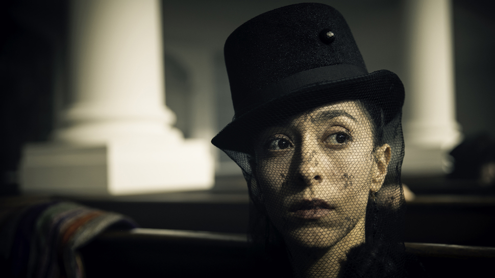 Oona Chaplin as Zilpha Geary, Taboo picture image