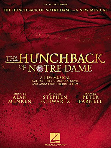 The Hunchback of Notre Dame The Stage Musical picture image sheet music