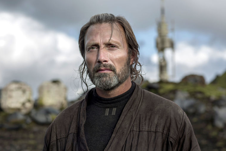 Mads Mikkelsen as Galen Erso in Rogue one picture image