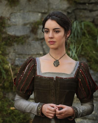 Adelaide Kane as Drizella Once Upon a Time Season 7 episode 6 Wake Up Call picture image