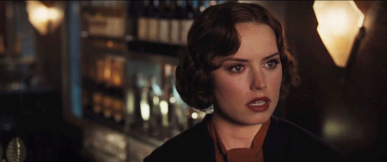 Daisy Ridley as Mary Debenham from Murder on the Orient Express picture image