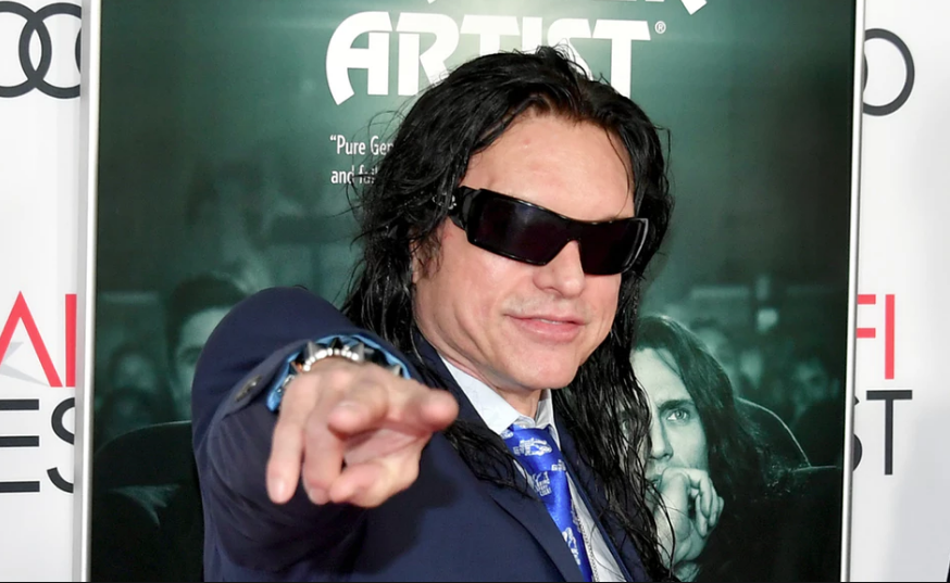 Tommy Wiseau picture image