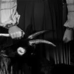 Esmeralda's Clean Dagger maureen o'hara 1939 Hunchback of Notre dame  picture image
