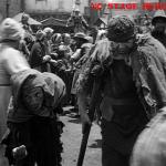 Beggar in long shot 1939 Hunchback of Notre Dame picture image
