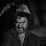 Clopin with hat Thomas Mitchell 1939 Hunchback of Notre dame picture image