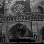 Facade of Notre Dame 1939 Hunchback of Notre Dame picture image
