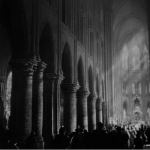 Nave of Notre dame 1939 Hunchback of Notre Dame picture image