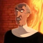 Judge Claude Frollo Disney's Hunchback of Notre Dame  picture image