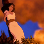 Esmeralda Disney Hunchback of Notre Dame picture image stake