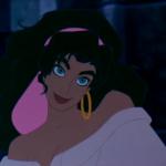 Esmeralda Disney Hunchback of Notre Dame picture image