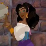 Esmeralda Disney Hunchback of Notre Dame