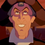 Judge Claude Frollo  Disney Hunchback of Notre Dame  picture image