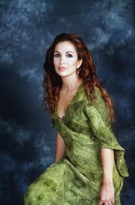 Helene Segara as Esmeralda Notre Dame de Paris