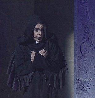 Daniel Lavoie as Frollo Notre Dame de Paris