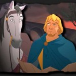 Phoebus and Achilles Disney's Hunchback of Notre Dame  picture image