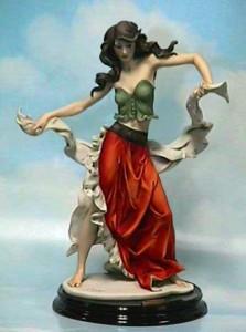 Esmeralda Statuette by Armani picture image