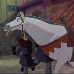 Achilles Disney Hunchback of Notre Dame picture image