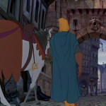 Achilles Heeling Disney Hunchback of Notre Dame picture image