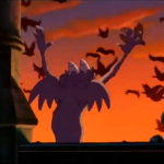 Laverne and the birds Disney Hunchback of Notre Dame