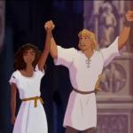 Phoebus and Esmeralda Happy Ending Disney Hunchback of Notre Dame
