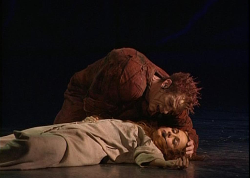 Garou as Quasimodo & Helene Segara Danse mon Esmeralda,Notre Dame de Paris picture image