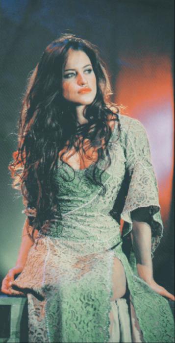 Lola Ponce as Esmeralda Notre Dame de Paris picture image