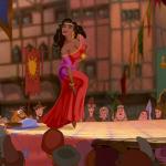 Disney Esmeralda Hunchback of Notre Dame Dance picture Image