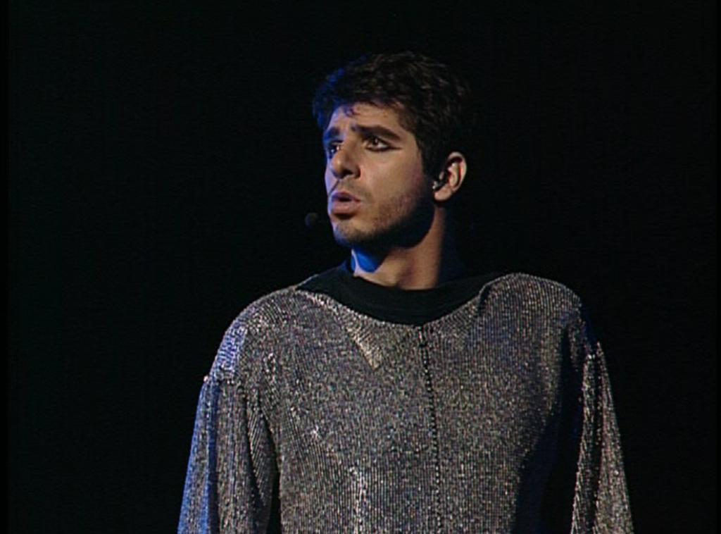 Patrick Fiori as Phoebus from Notre Dame de Paris picture image