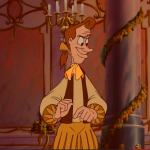 Human Lumiere and Babette Disney  Beauty and the Beast picture image