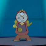 Cogsworth from Disney Beauty and the Beast picture image