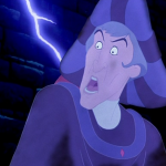 Frollo Bells Disney Hunchback of Notre Dame picture image