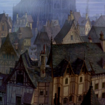 Paris Bells Disney Hunchback of Notre Dame  picture image