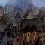 Paris Bells Disney Hunchback of Notre Dame  picture image