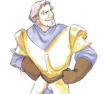 Concept Art of Phoebus Disney Hunchback of Notre Dame picture image
