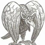 Gargoyle Concept Art Disney Hunchback of Notre Dame picture image