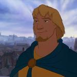 Disney Phoebus Hunchback of Notre Dame